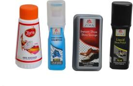 Zora Combo Pack -2 Shoe Care Kit