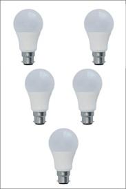 9W-Led-Bulb-(White,-Pack-of-5)
