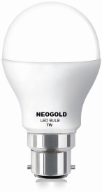 7W Cool White High Lumen Led Bulb
