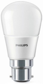 2.7 W B22 250L LED Bulb (White)