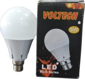 Engineerings 9 W White LED Bulb