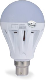 Lite India 3 W LED Bulb (White)