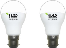 Imperial 3W B22 3610 LED Premium Bulb (White, Pack of 2)
