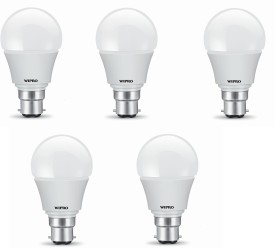 Garnet 7W White LED Bulbs (Pack Of 5)