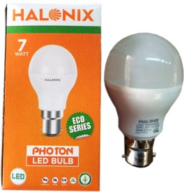 Halonix 7 W LED Bulb White