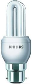 Essential 8 W B22 CFL Bulb