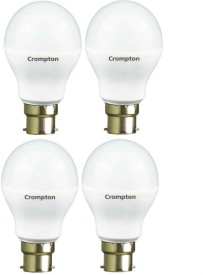 Crompton Greaves 7W Cool Day LED Bulb (Pack Of 4)