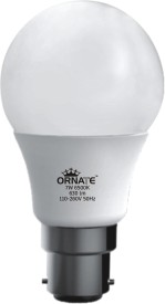 7W 630 lumens White LED Bulb