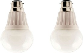 10W LED Bulb (White, Pack of 2)