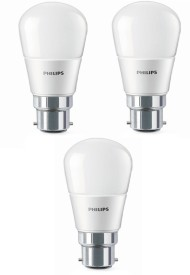 Philips 2.7W Cool Daylight LED Bulb (Pack of 3)