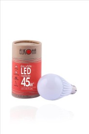 Elkoha 8 W LED Bulb (White)