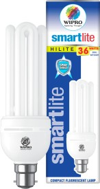 Wipro Smartlite HILITE 36W CFL Bulb