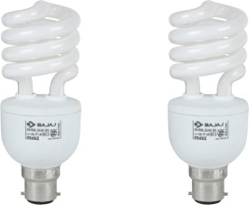 Twister Miniz 20 W CFL Bulb (Pack of 2)