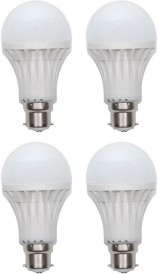 Orient 12W 900L LED Bulb (White, Pack of 4)