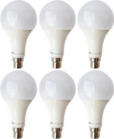 9-W-B22-LED-Bulb-(White,-Pack-of-6)