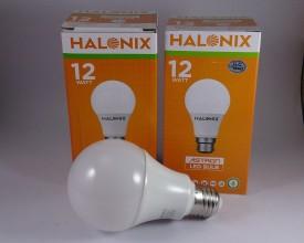 Halonix 12W 1030L LED Bulb (White, Pack of 2)