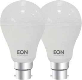 Eon 3 W LED Dura LED Mini B22 Bulb White (pack of 2)