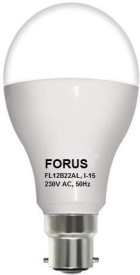 FL12B22AL 12W White LED Blub