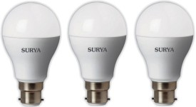 Surya Neo 5W LED Bulb (White, Pack Of 3)