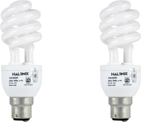 15 W Twister CFL Bulb (Pack of 2)