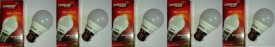 2.5 W LED Bulb B22 White (pack of 5)
