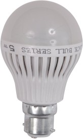 Black Bull Series 9W B22 LED Bulb (White)