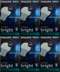 Philips Steller Bright 14W B22 Globe LED..