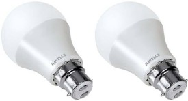 Havells Lumeno 7W White LED Bulbs (Pack Of 2)