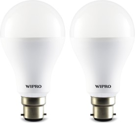 Wipro 14 W LED N140001 Bulb Cool Day Light white (pack of 2)