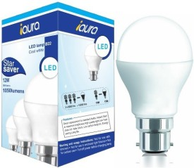 Iaura 12W 1050 Lumens Cool White LED Bulb