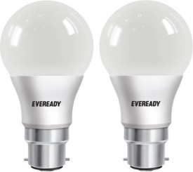 Eveready 9 W 1239 LED Cool Day Light Bulb B22 White (pack of 2)
