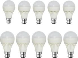7-W-LED-Bulb-(White,-Pack-of-10)