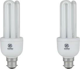 Wipro Smartlite Classic 20 W CFL Bulb (Pack of 2)