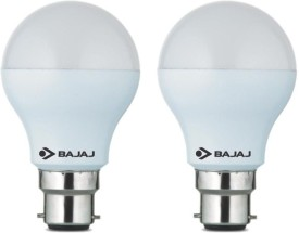 Bajaj LEDz 5W LED Bulb (Cool Day Light, Pack of 2)