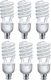 Tornado-B22-32-W-CFL-Bulb-(Pack-of-6)