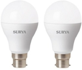 Surya Roshni Ltd 7W White LED Bulbs (Pack Of 2)
