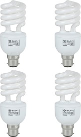Twister Miniz 20 W CFL Bulb (Pack of 4)