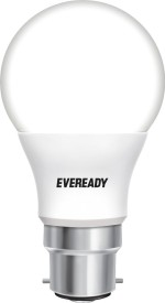 7 W 6500K LED Bulb B22D White (pack of 2)