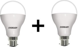 Eveready 12 W LED Bulb White (pack of 2)