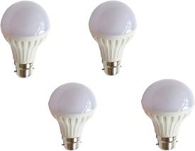 Original 18 W LED Bulb B22 White (pack of 4)