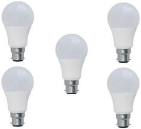 7-W-B22-LED-Bulb-(yellow,-Pack-of-5)