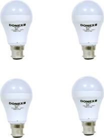 7W-Aluminium-Body-White-LED-Bulb-(Pack-of-4)