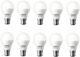 FL07B22AL 7W LED Bulbs (Set of 10)