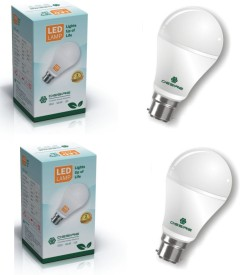 5 W LED Bulb White (pack of 2)