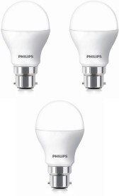 Philips 10 W LED Energy Saver Bulb B22 White