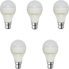 5-W-LED-Bulb-(White,-Pack-of-5)