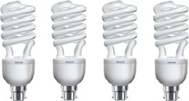 Tornado B22 32 W CFL Bulb (Pack of 4)