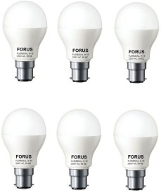 5 W FL05B22AL LED Bulb B22 Cool White (pack of 6)
