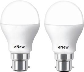 Premium 7 W LED 6500 K LED Bulb (White, Pack of 2)