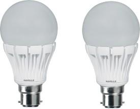 Adore-7W-B22-Warm-White-LED-Bulb-(Pack-Of-2)